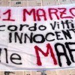 Giornata nazionale in ricordo delle vittime di mafia